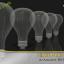 قالب پاورپوینت سه بعدی متحرک light bulb idea