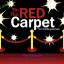 قالب پاورپوینت سه بعدی متحرک on the red carpet