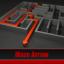 قالب پاورپوینت سه بعدی متحرک maze arrow